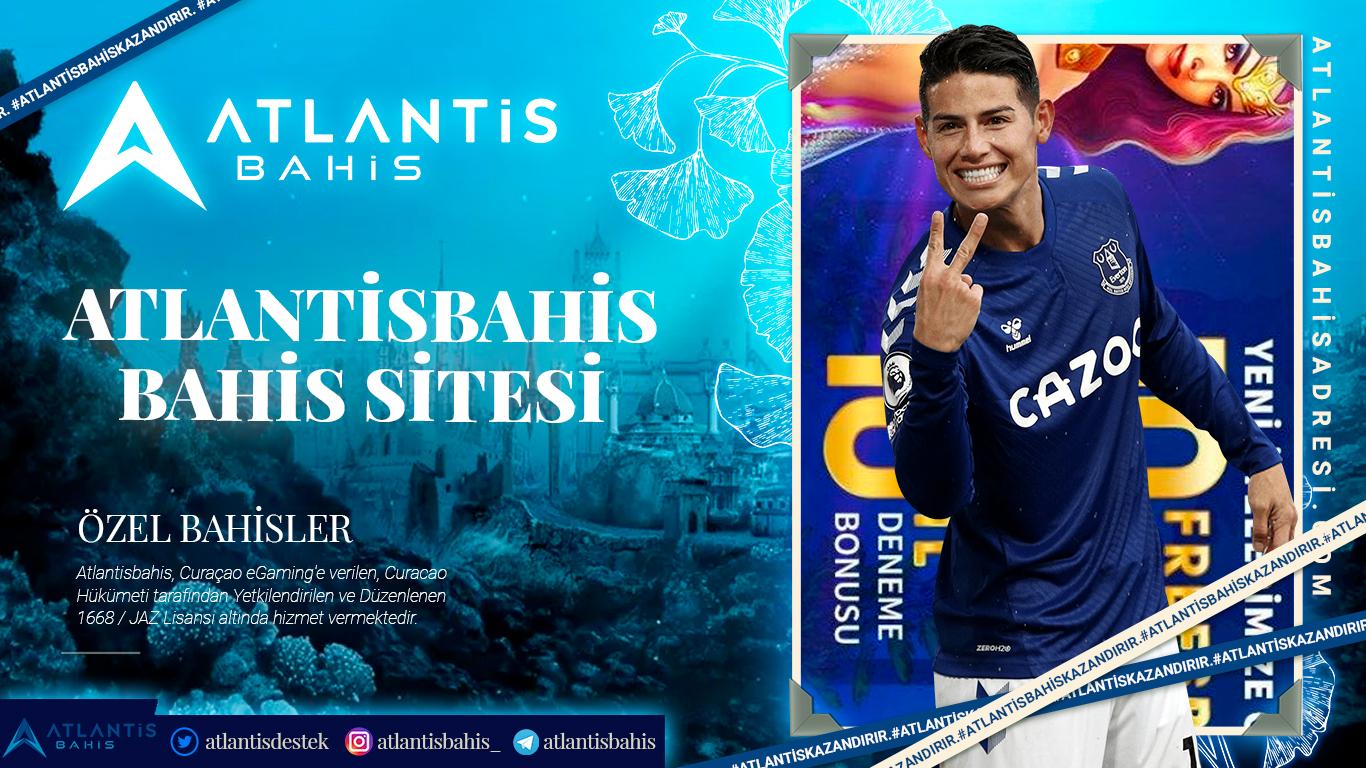Atlantisbahis Bahis Sitesi