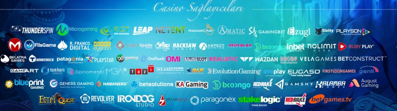Atlantisbahis casino sağlayıcıları