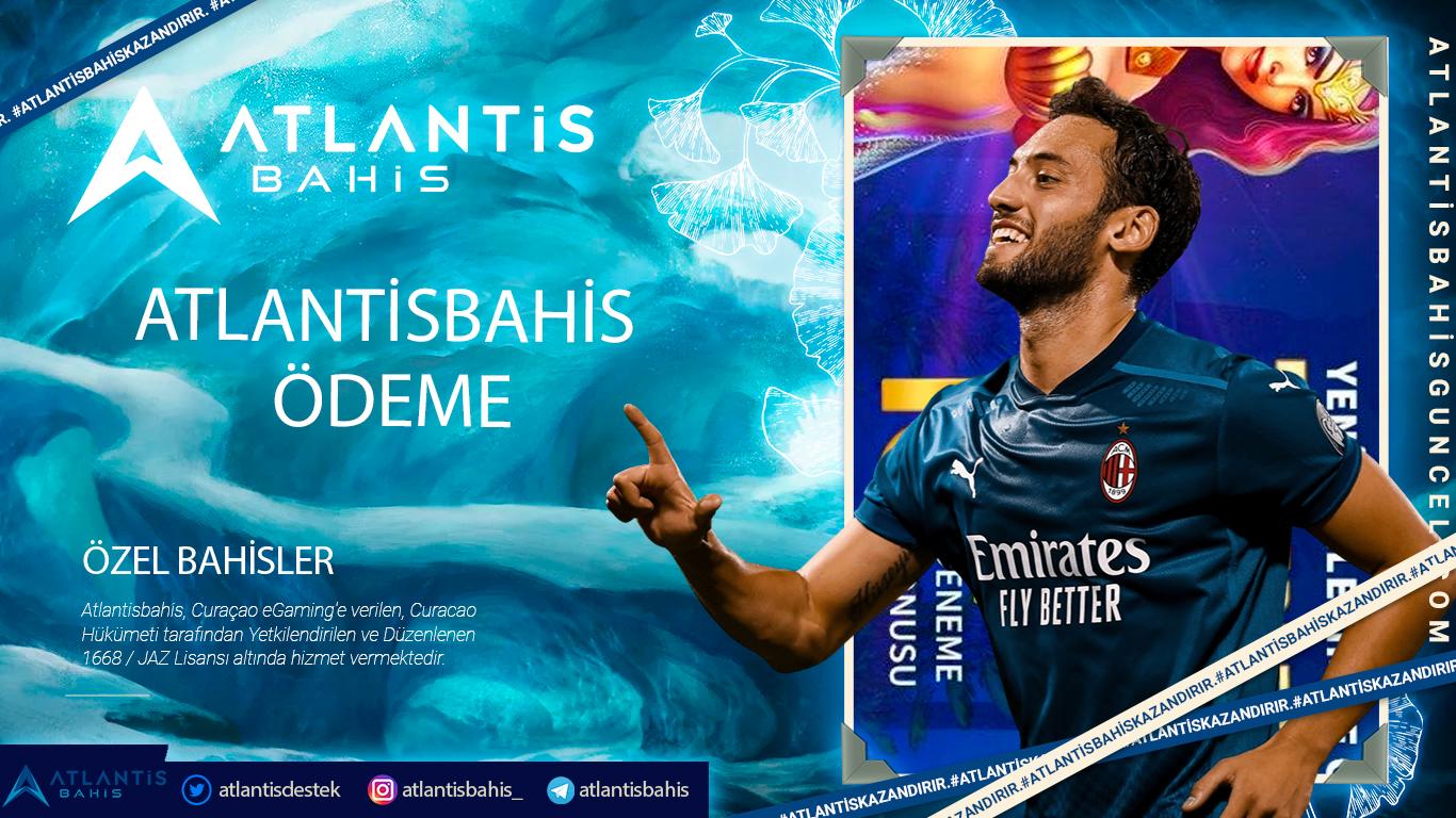 Atlantisbahis Ödeme