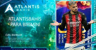 Atlantisbahis Para Birimini