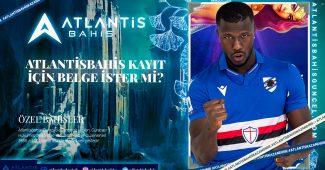 Atlantisbahis Kayıt İçin Belge İster Mi