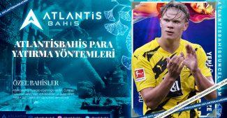 Atlantisbahis Para Yatırma Yöntemleri