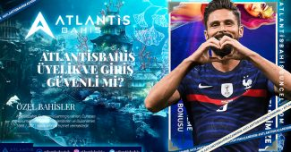 Atlantisbahis Üyelik Ve Giriş Güvenli Mi