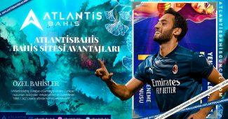 Atlantisbahis Bahis Sitesi Avantajları