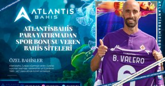 Atlantisbahis Para Yatırmadan Spor Bonusu Veren Bahis Siteleri