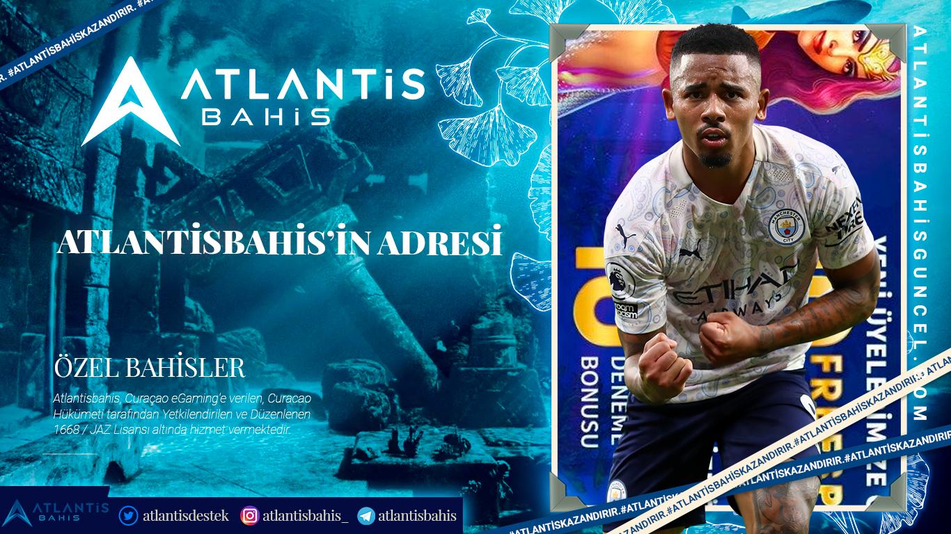 Atlantisbahis'in Adresi