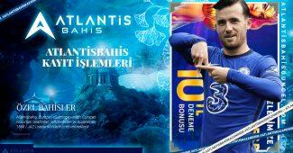 Atlantisbahis Kayıt İşlemleri