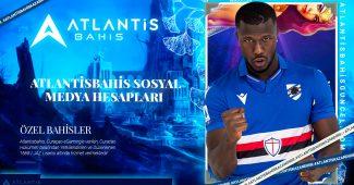 Atlantisbahis Sosyal Medya Hesapları