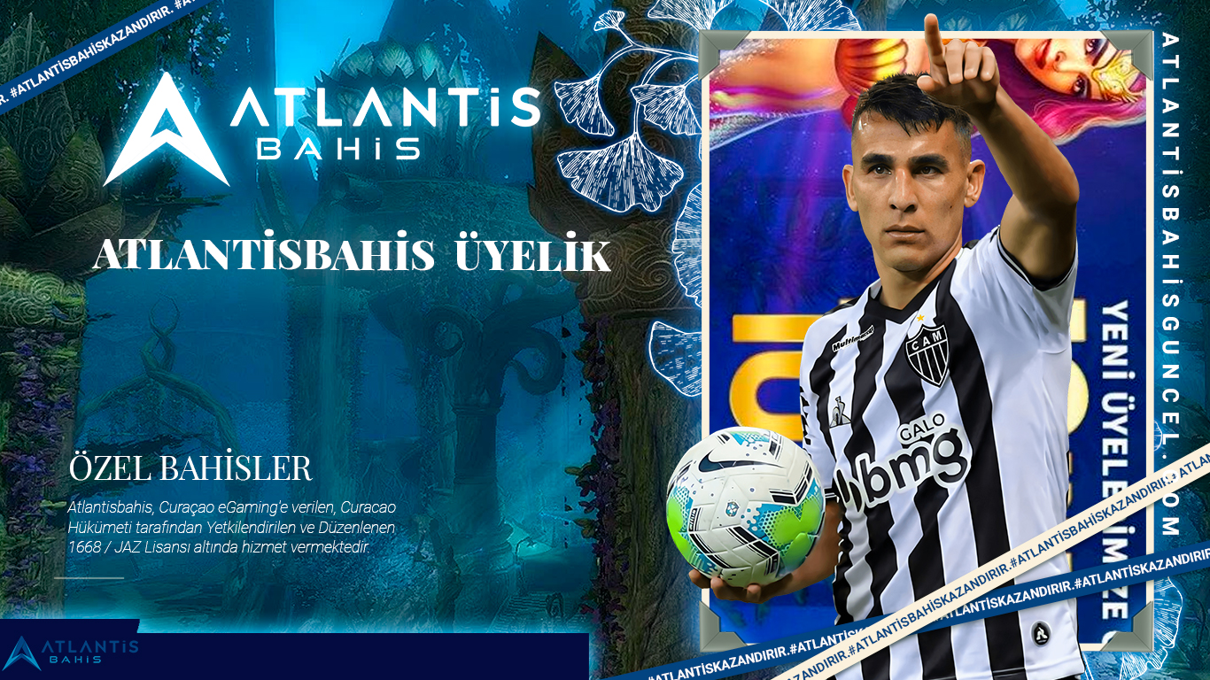 Atlantisbahis üyelik