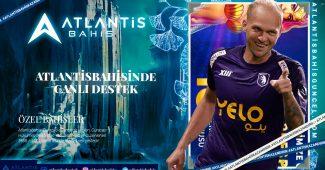 Atlantisbahisnde Canlı Destek