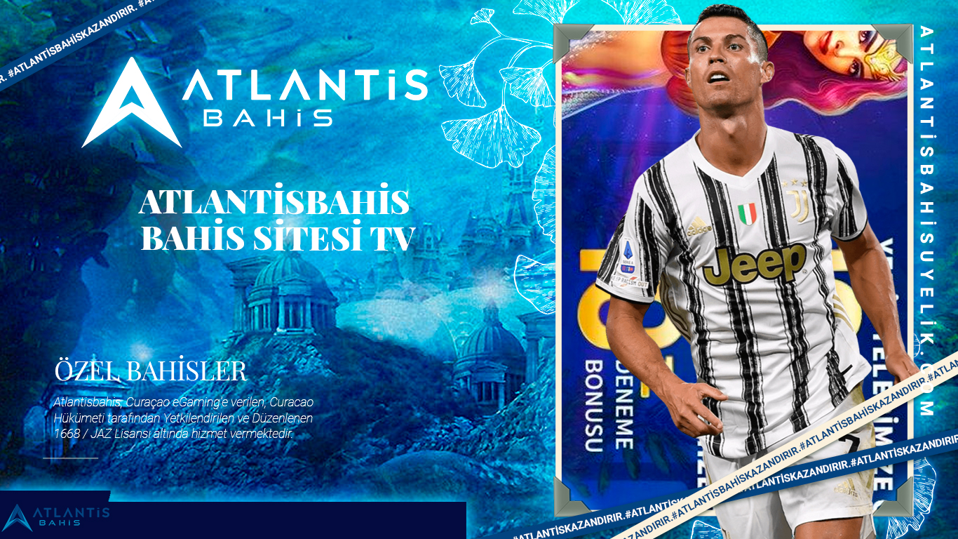 Atlantisbahis Bahis Sitesi TV