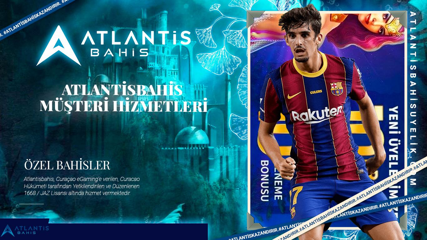 Atlantisbahis müşteri hizmetleri