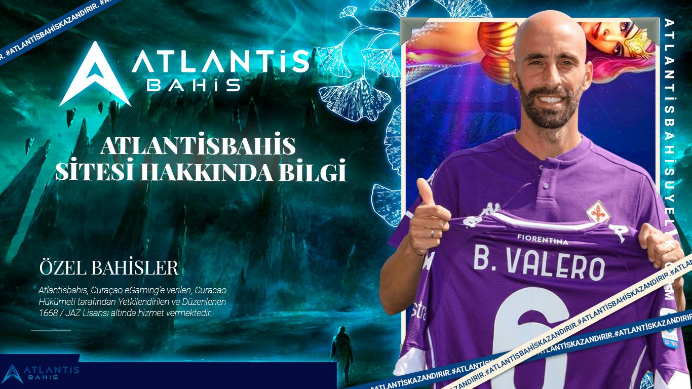Atlantisbahis sitesi hakkında bilgi