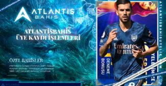 Atlantisbahis üye kaydı işlemleri