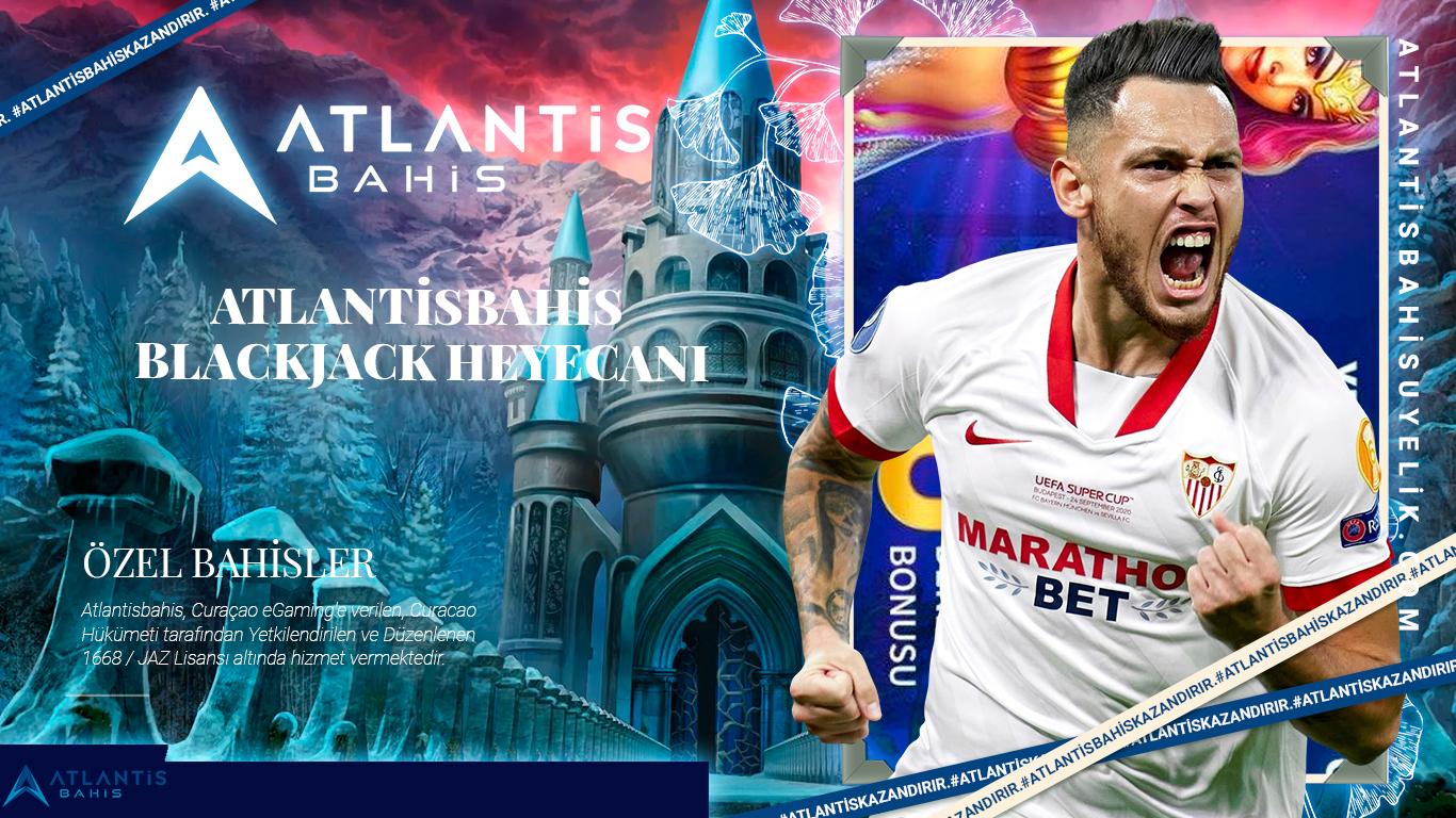Atlantisbahis Blackjack Heyecanı