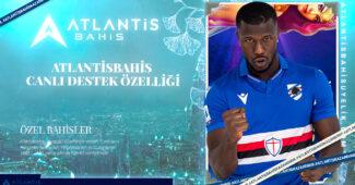 Atlantisbahis Canlı Destek Özelliği