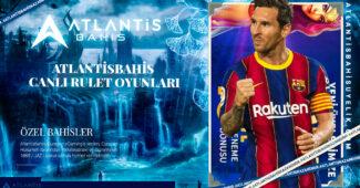 Atlantisbahis Canlı Rulet Oyunları