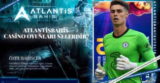 Atlantisbahis casino oyunları nelerdir